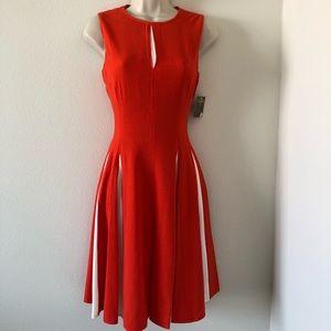 Fit & flare dress bu taylor